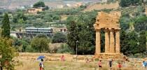 Ripartono i treni storici per le scuole: itinerari didattici nella valle dei templi e nei siti minerari