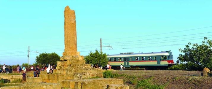 Dal 3 luglio 2016 al via i treni estivi sulla Ferrovia dei Templi: info e orari