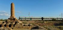 Sabato 24 agosto nuovo appuntamento con il treno storico alla Valle dei Templi