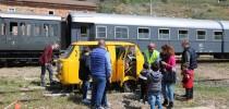 Giornate del Fai, in 4 mila al Parco ferroviario di Porto Empedocle