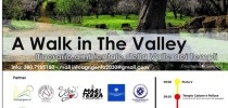 "Anche Ferrovie Kaos parteciperà all'evento ""A Walk in The Valley"""