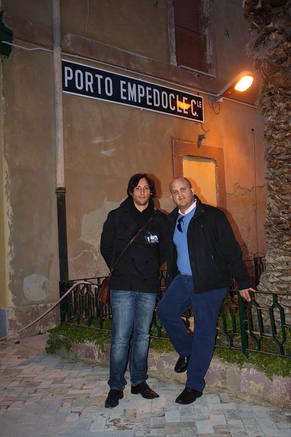 Pietro Fattori e Marcello Mira