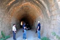 Montallegro - galleria ferroviaria