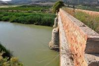 Ponte sul fiume Platani