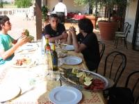Pausa pranzo a Cattolica Eraclea