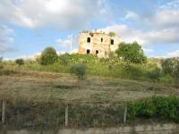 Montallegro - casello ferroviario