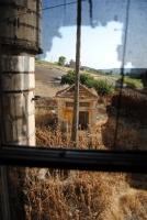 Stazione di Magazzolo -  vista da vano alloggi