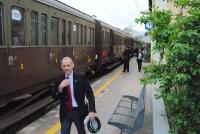 Treno dell' olio 2013