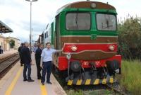 Treno dell\' olio 2013
