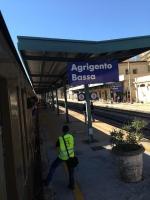 Treno storico letterario del Kaos - Agrigento Bassa