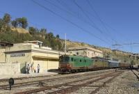 Treno storico letterario del Kaos - Porto Empedocle c.le