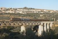 Treno storico letterario del Kaos - Ponte Sant'Anna