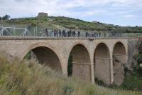 Realmonte - viadotto ferroviario